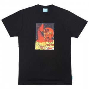 Ice Cream Men Coconut Tee (black)