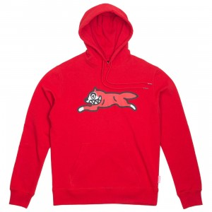 Ice Cream Men Mango Hoody (red)