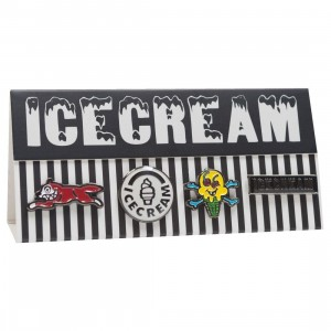 Ice Cream Pin Pack (multi)