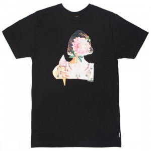 Ice Cream Men Face Tee (black)