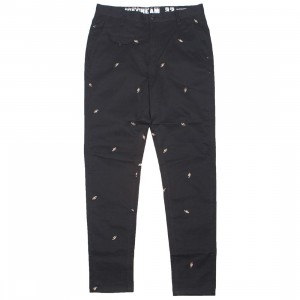 Ice Cream Men Caffe Pants (black)
