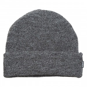 Ice Cream Dippin Knit Beanie (black)