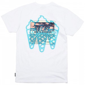 Ice Cream Men Advertising Tee (white)
