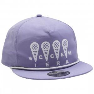 Ice Cream Ice Cream Cap (purple / lavender)