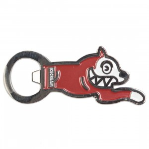 Ice Cream Drink Bottle Opener (red)