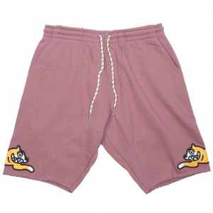 Ice Cream Men Boulala Shorts (pink / grape shake)