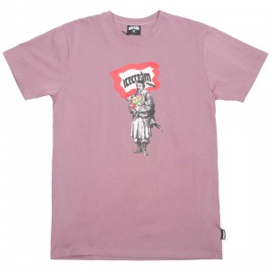 Ice Cream Men Master Tee (purple / grape shake)