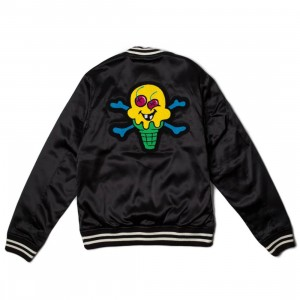 Ice Cream Men Bones Jacket (black)