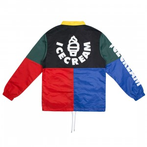 Ice Cream Men Coaches Jacket (multi)