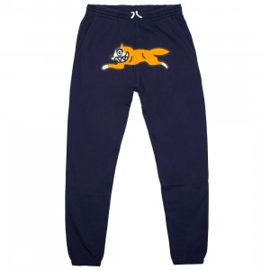 Ice Cream Men Meribel Sweatpants (purple / peacoat)