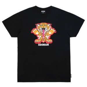 Ice Cream Men GRRR Tee (black)