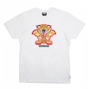Ice Cream Men GRRR Tee (white)