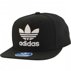 Adidas Originals Thrasher Chain Snapback (black / white)