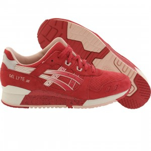 Asics Tiger Men Gel-Lyte III Valentines Day - Strawberries And Cream (red / cream)