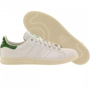 Adidas Men Stan Smith (white / white / green)