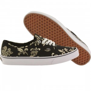Vans Men Authentic - 50th Anniversary Duke (black / gold foil)