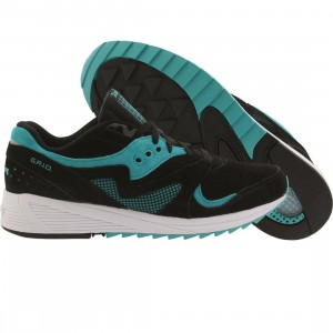 Saucony Men Grid 8000 Premium (black)