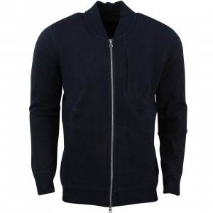 Asics Tiger x Reigning Champ Men Bomber Jacket (navy)