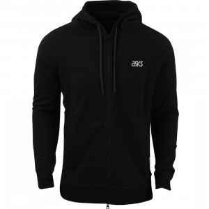 Asics Tiger x Reigning Champ Men Zip Hoody (black)