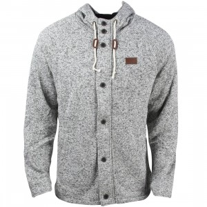 Vans Men Fleet Jacket (gray / rockheart)