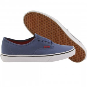 Vans Men Authentic - Sport Pop (blue / racing red)