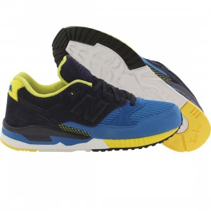 New Balance Men 530 Bionic Boom M530RTB (blue / sonar / abyss / viper yellow)