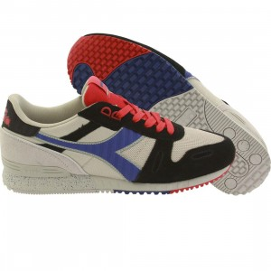 Diadora Men Titan Speckled (gray / blue wind)