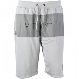 10 Deep Men Panel Shorts (gray)