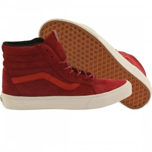 Vans Men Sk8-Hi Reissue - Year Of The Monkey (red / suede)