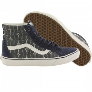Vans Men Sk8-Hi Reissue - Indigo (blue / mood indigo)