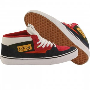 Vans Men Half Cab - Year Of The Monkey (multi / suede)