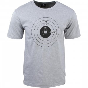 Undefeated Men Marksmen Tee (gray / heather)