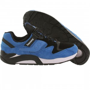 Saucony Men Grid 9000 (blue / black)