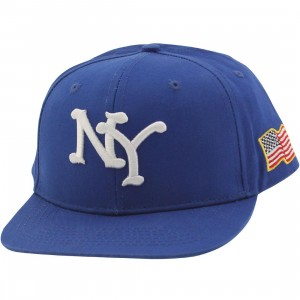 10 Deep Hometown Snapback Cap (blue)