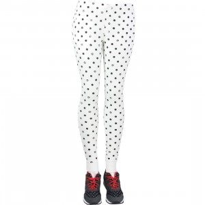 Stussy Women Thermal Leggings (white / natural)