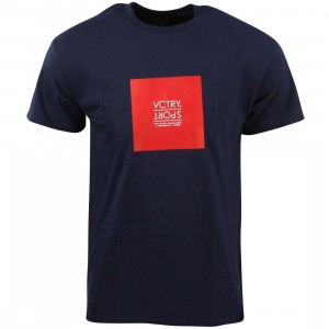10 Deep Men Boxer Sport Tee (navy)