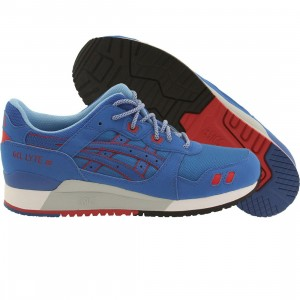 Asics Tiger Men Gel-Lyte III (blue / mid blue)