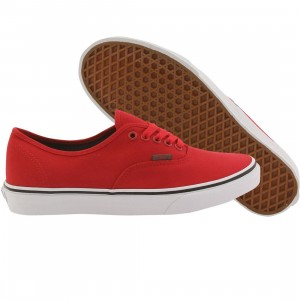 Vans Men Authentic - Sport Pop (red / racing / pewter)