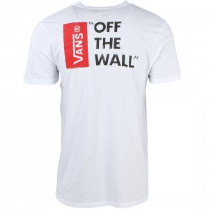 Vans Men Vans Off The Wall III Tee (white)