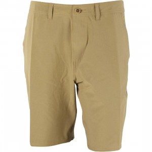 Vans Men Bedford Decksider Shorts (brown / antique bronze)