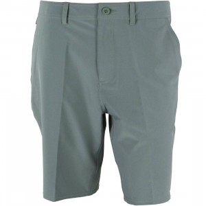Vans Men Bedford Decksider Shorts (green / wreath)