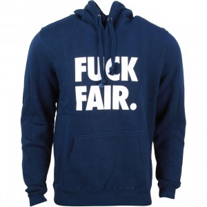 Undefeated Men Fuck Fair Hoodie (navy)