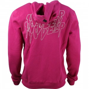 10 Deep Men Sound And Fury Hoody (pink / fuschia)