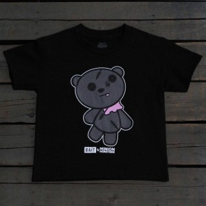 BAIT x Minion Monsters Women ZombieTim Tee (black)