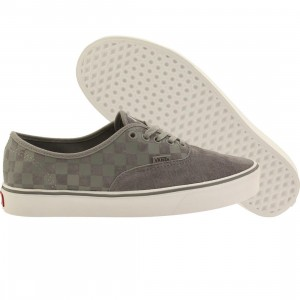 Vans Men Authentic Lite (gray / wild dove)