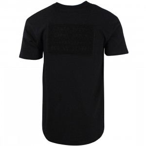 10 Deep Men Awol Scoop Tee (black)