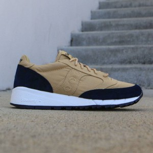 Saucony Men Jazz 91 (tan / blue)
