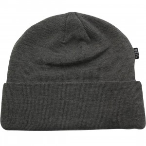 BAIT Folded Beanie (gray / heather grey)