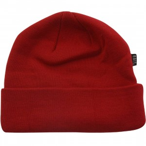 BAIT Folded Beanie (red)