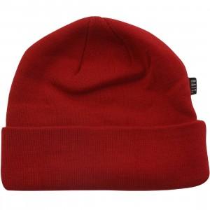 BAIT Folded Beanie (red)